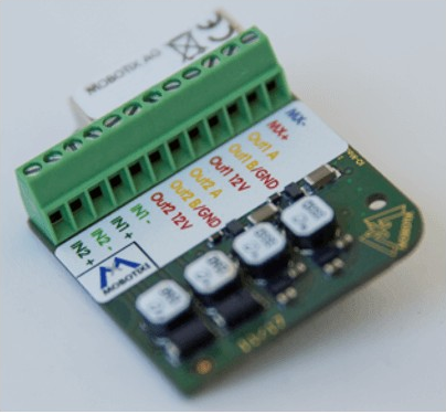 MxIOBoard-IC Produktbild