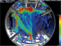Heatmap mit MOBOTIX MxAnalytics