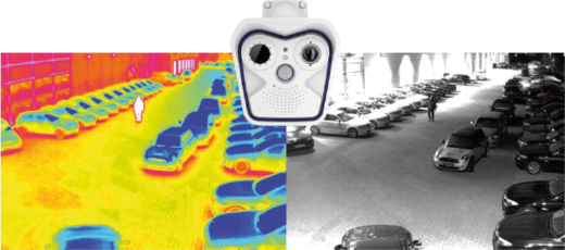 MOBOTIX M16-Thermal-Kamera