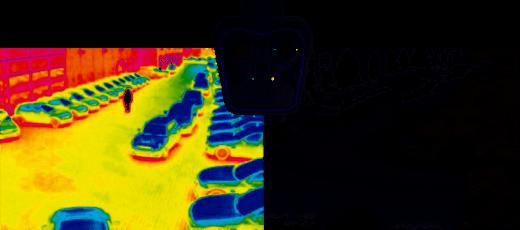 MOBOTIX M16-Thermal-Kamera