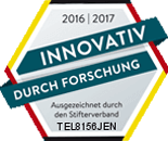 Innovation durch Forschung Siegel 2016