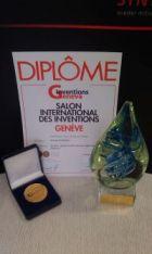Sonderpreis der deutschen Delegation Genf 2013