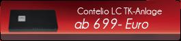 CONTELIO® LC IP PBX Telefonanlage