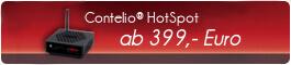 CONTELIO® HotSpot