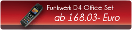 Funkwerk D4 Office Set