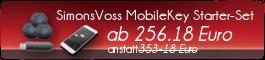 SimonsVoss MobileKey Starter-Set I