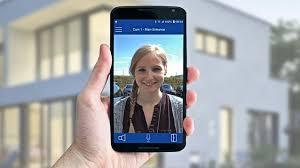 MXBell App Smartphone