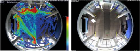 C25 C26 Heatmap und Besucherstromanalyse