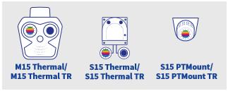 Mobotix Thermal Sortiment