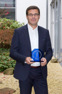 Dr. Tristan Haage, Vertriebsvorstand MOBOTIX, Quelle: MOBOTIX AG