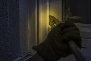 Einbruch am Fenster