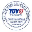 TÜV Zertifiuierung Brandmeldeanlagen